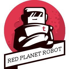 Red Planet Travel Twitter Bot